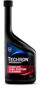 Chevron Techron Concentrate Plus Complete Fuel System Cleaner (6 bottles – 20 oz ea) product photo
