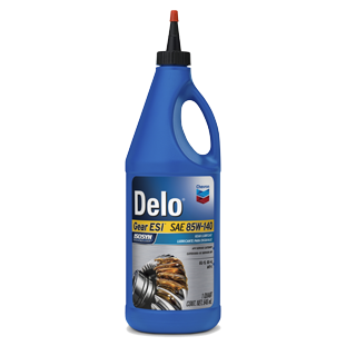 CHEVRON DELO GEAR ESI 85W140 (35 lb pail) product photo