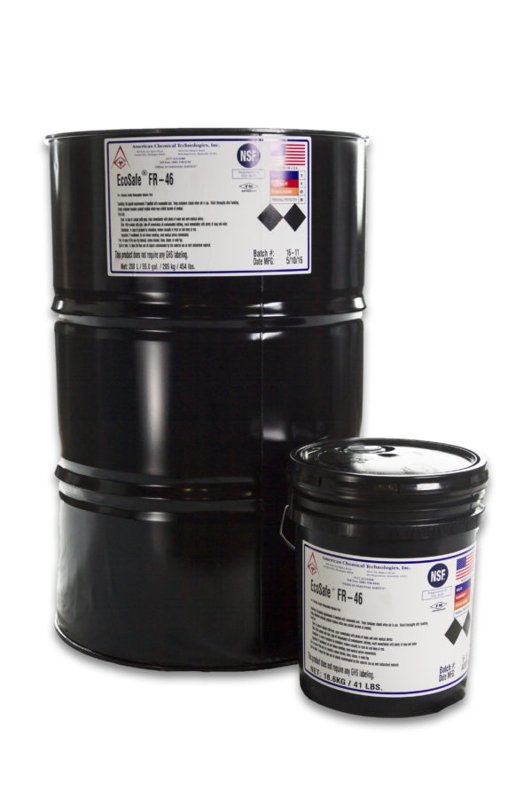 American Chemical Technologies Ecosafe Fr 46 55gal Drum