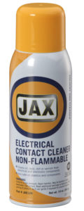 Jax Electrical Contact Cleaner Non-Flammable (1 case 12 14 oz Cans) product photo