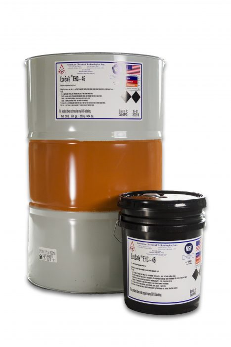 American Chemical Technologies EcoSafe EHC 46 (55gal drum) product photo