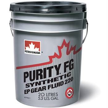 Petro Canada Purity FG EP 220 (5 gal pail) product photo