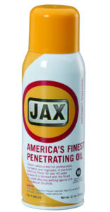 Jax America's Finest Penetrating Oil (1 case 12 16oz. Cans) product photo