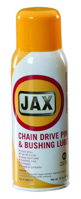 Jax Chain Drive Pin & Bushing Lube (1 case of 12 trigger spray bottles) product photo