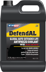 Kost DefendAL Global Automotive Extended Life Coolant/Antifreeze 50/50 (4 gallon case) product photo