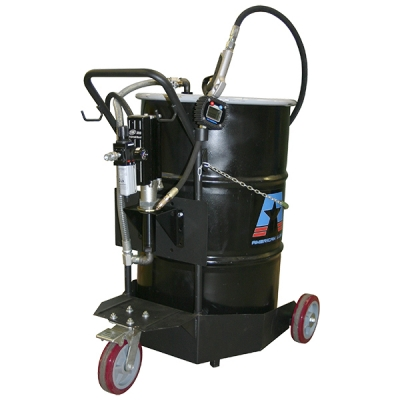 Chariot Portable Air Operated Oil Pump Package for 55-Gallon Drum product photo