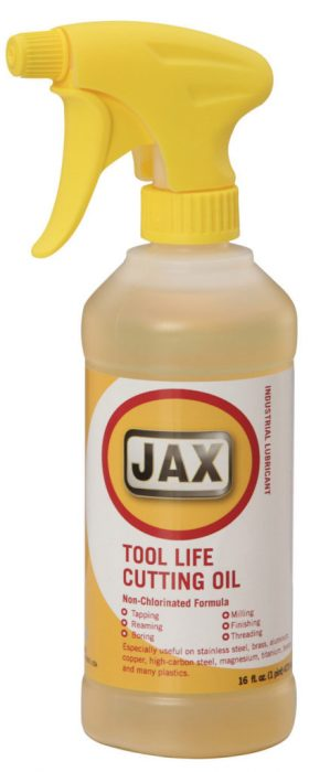 Jax Tool Life Cutting Fluid Non Chlorinated (1 case of 12 16oz bottles) Trigger Spray product photo