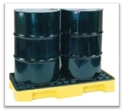 4-DRUM SPILL CONTAINMENT product photo