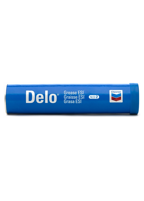 CHEVRON DELO GREASE EP NLGI 2 (4 cases of 10 tubes – 14 oz ea) product photo