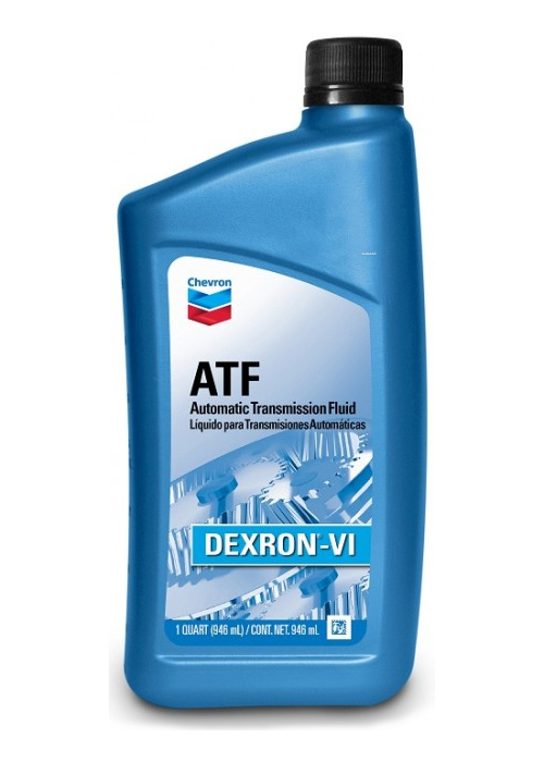 CHEVRON ATF DEXRON VI (12 bottles – 1 qt ea) product photo
