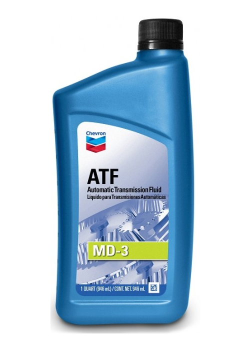 CHEVRON ATF MD-3 (12 bottles – 1 qt ea) product photo