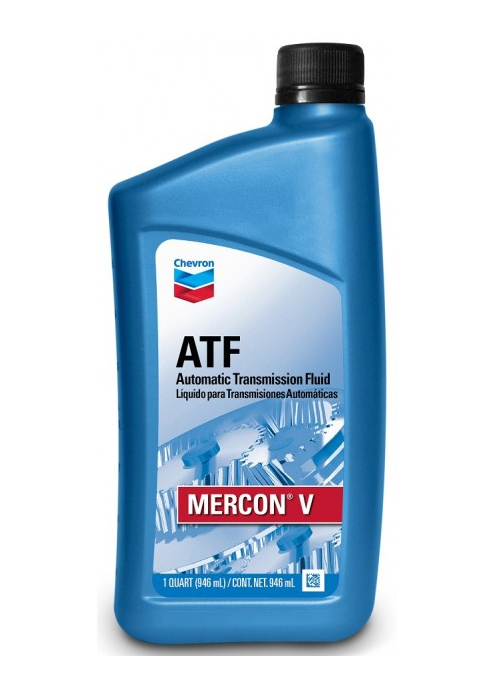 CHEVRON ATF MERCON V (12 bottles – 1 qt ea) product photo