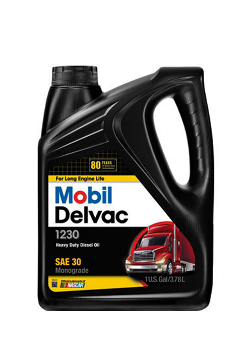 MOBIL DELVAC 1230 (5 gal pail) product photo
