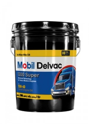 MOBIL DELVAC 1240 (5 gal pail) product photo