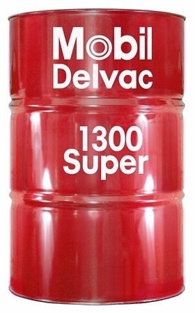 MOBIL DELVAC 1300 SUPER 10W-30 (55 gal drum) product photo