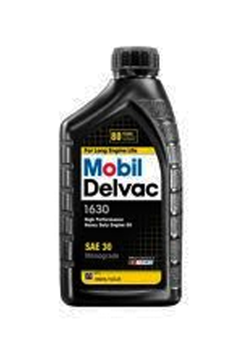 MOBIL DELVAC 1630 (12 bottles – 1 qt ea) product photo