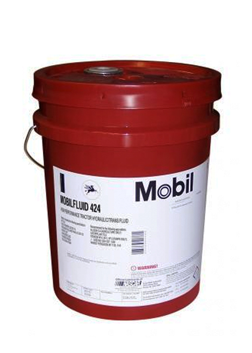 Mobilfluid 424 5 Gal Pail Alexis Oil Company