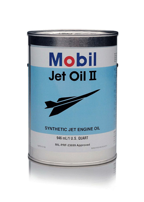 MOBIL JET OIL II (55 gal drum) product photo