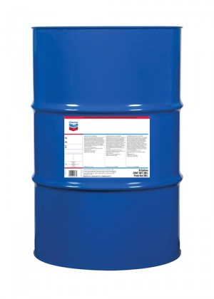 CHEVRON CLARITY SYNTHETIC EA HYDRAULIC OIL ISO 100 (55 gallon drum) product photo